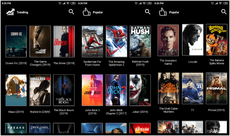 Morphix TV App