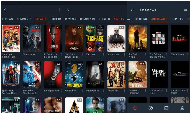 MovieBase App