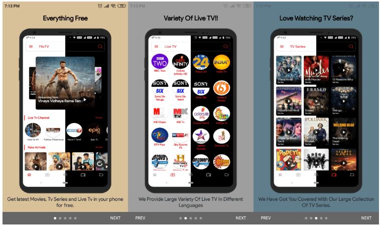 FlixTV App