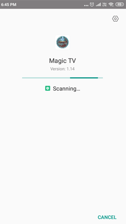 Install Magic TV on Android Smartphones
