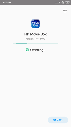 Install HD Movie Box on Android Smartphones