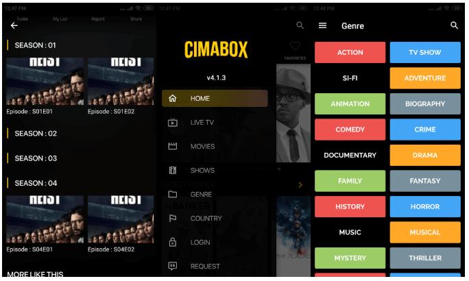 Cimabox
