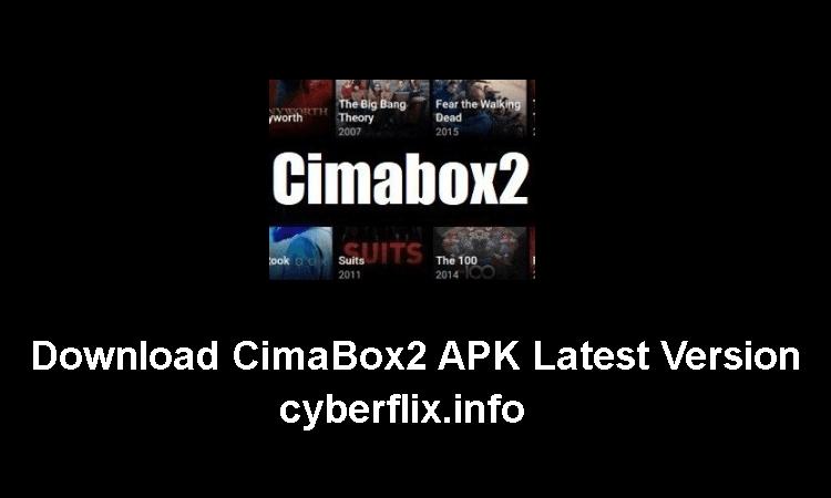 Download CimaBox2 APK Latest Version