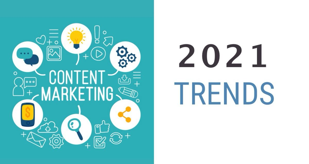 What are the new Marketing trends for 2021?