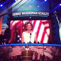 Next on CLBR - DNC Chairwoman Debbie Wasserman Schultz