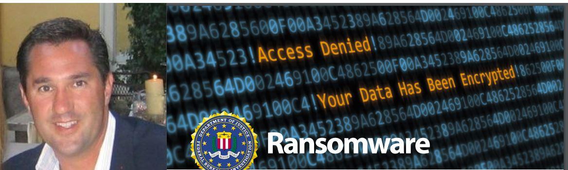 CLBR 222:Proficio's Brad Taylor on Ransomware