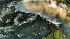 Cataratas del Niágara, Canadá.