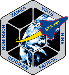 Logo STS130
