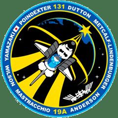 Logo STS131