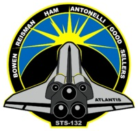 Logo STS132