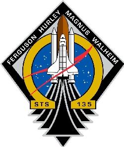 Logo STS134