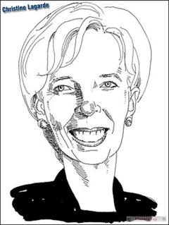 Chritine Lagarde