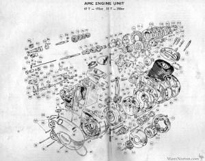Francis Bart 1958 AMC Engine Diagram