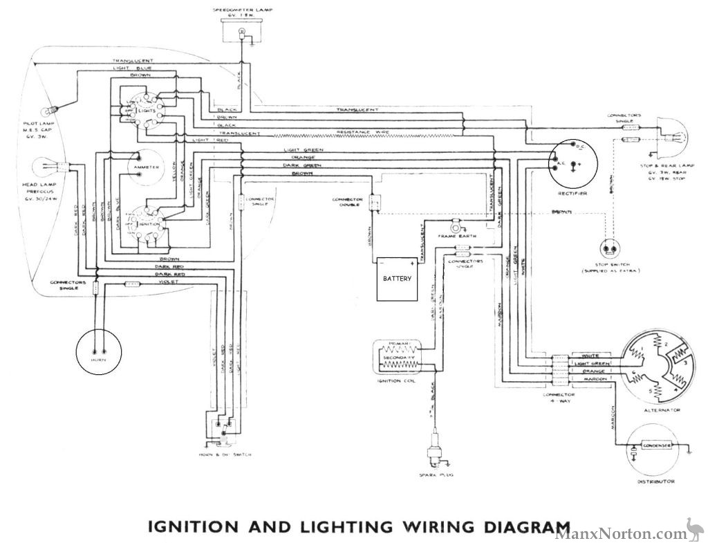 G16a Wiring Diagram