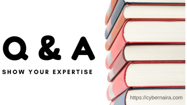 question and answer books