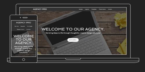 agency pro theme