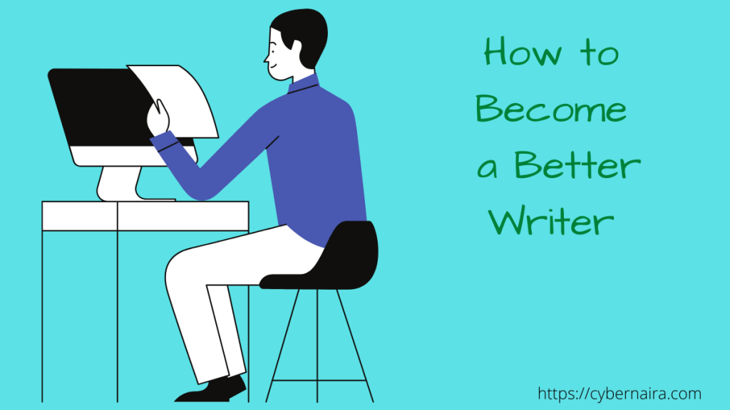 how to become a better writer - featured image