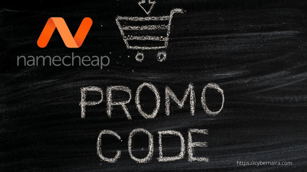 NameCheap Promo Code - Featured image