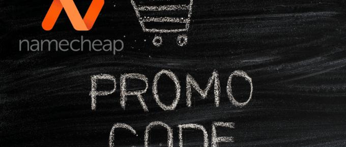 NameCheap Promo code