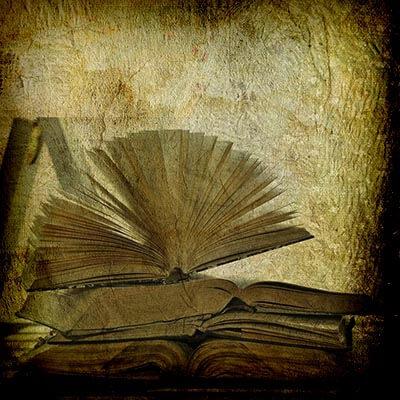 book parchment