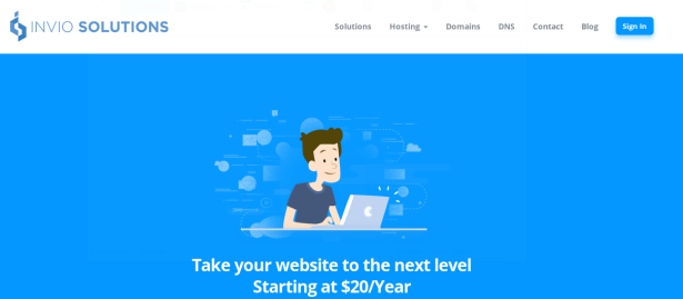InvioSolutions com – Unlimited Bandwidth Cloud VPS with 2GB