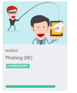 Phishing-kurset