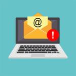 Opdag en phishingmail