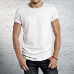 男の粋な白Tシャツ・無地Tシャツ、おじさんには最強無敵のTシャツが良く似合う