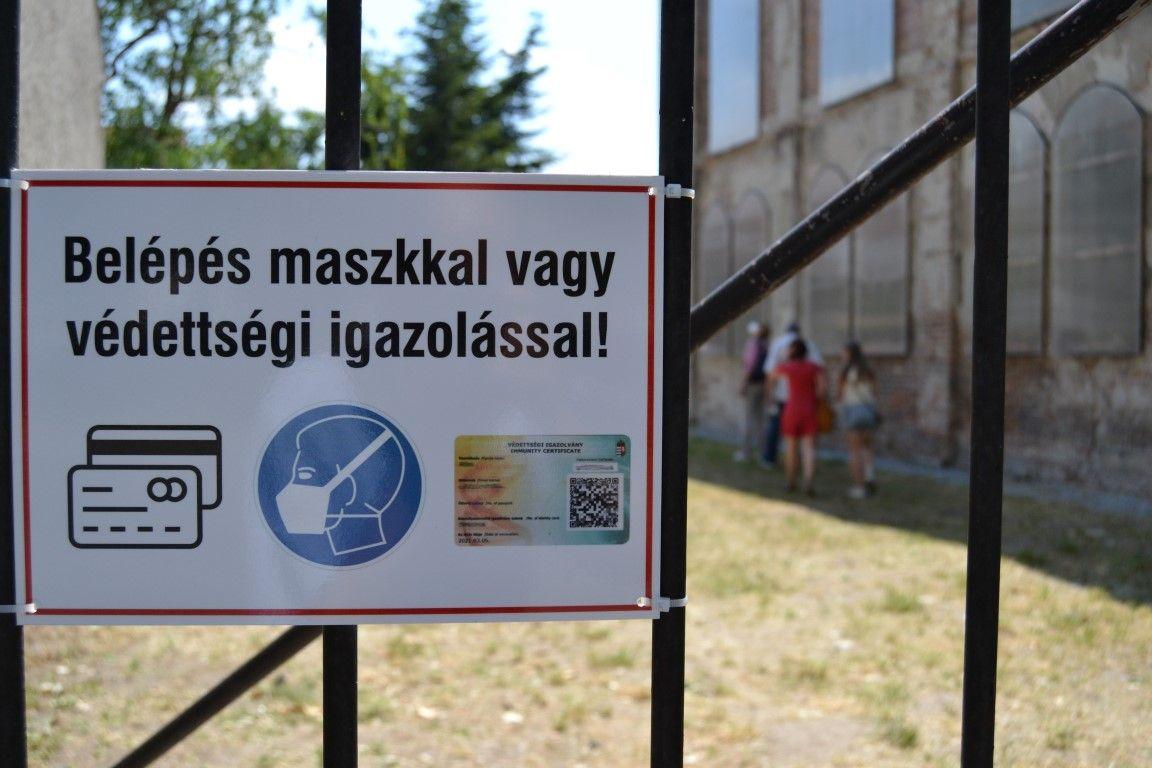 Hetente látogatható a Papréten a Soproni Ortodox Zsinagóga