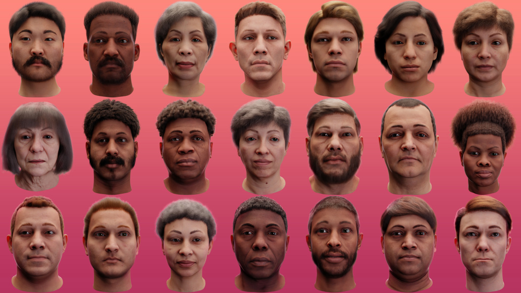 These creepy fake humans herald a new age in AI