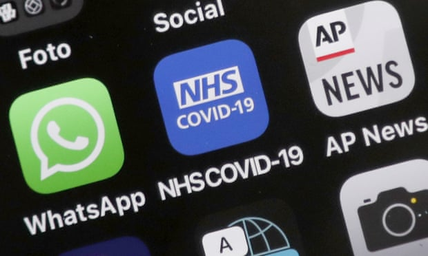 Apple and Google block NHS Covid app update over privacy breaches