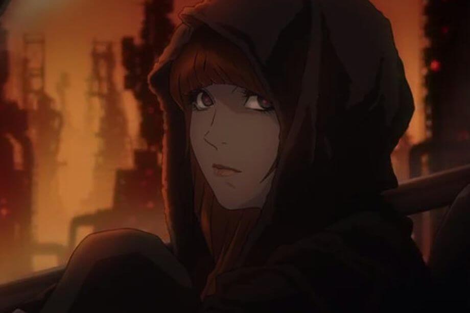 Blade Runner: Blackout 2022