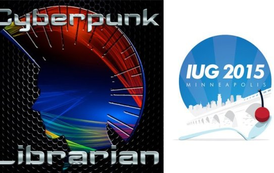 Cyberpunk Librarian - Special Episode – Presentation at the 2015 Innovative Users Group