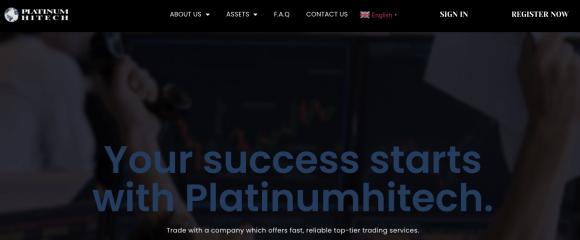Platinum Hitech Review