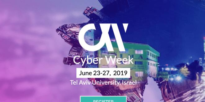 CyberSecurity Week June 2019 TelAviv