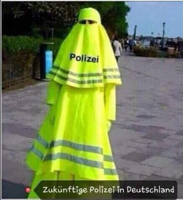 Deutsche Verkehrspolizei im Jahre 2020