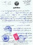Syrian Exit visa for Shadee Mhanna