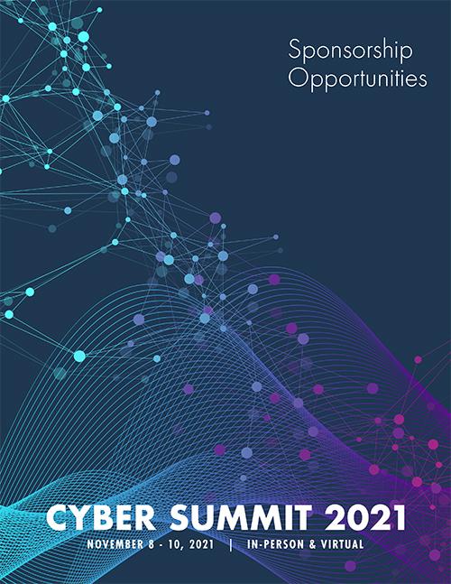 CyberSummit2021_Sponsorship Package_cover