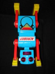 Acrobat Robot