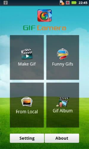GIF 相機 App