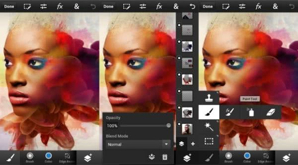 Photoshop Touch App