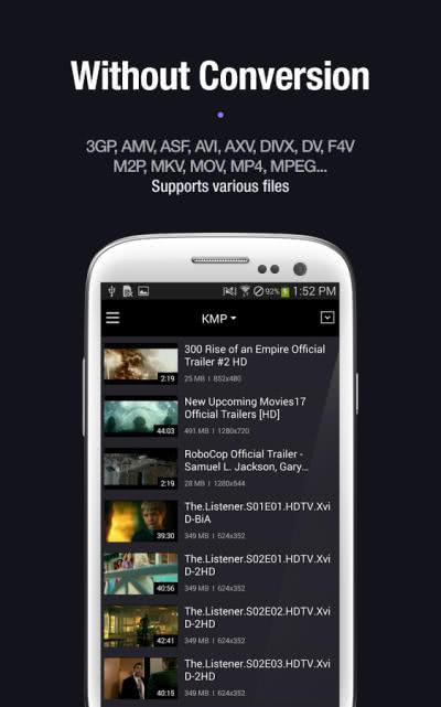 KMPlayer App
