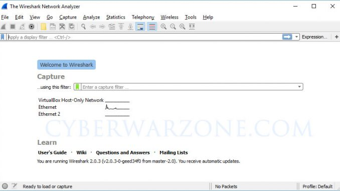 Wireshark: Capture, Filter & Inspect packets within seconds (2016 version)
