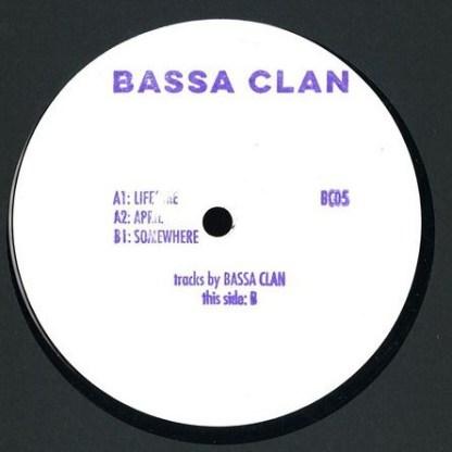 bassa clan - vinilos de musica electronica