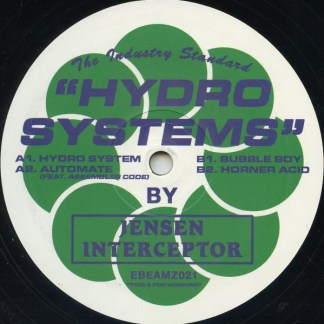 Hydro Systems - vinilos de musica electronica