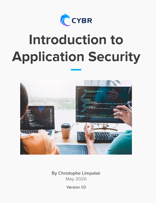 Intro to AppSec Ebook Main Cover