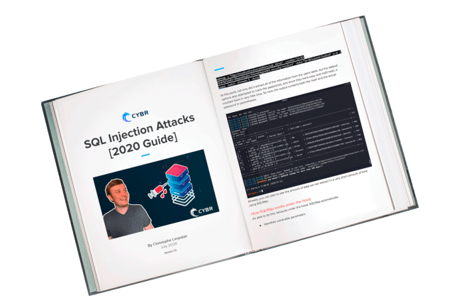SQL Injection Attacks Ebook