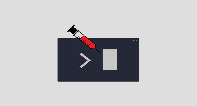 What are OS Command Injections banner
