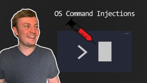 Introduction to OS Command Injections banner