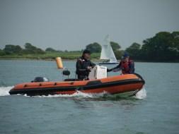 Safety Boat Duty